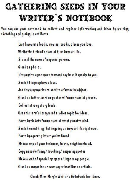 Personal essay ideas